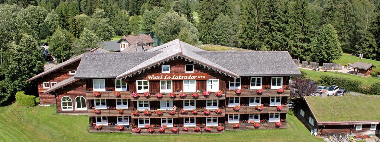 photo Hotel le Labrador