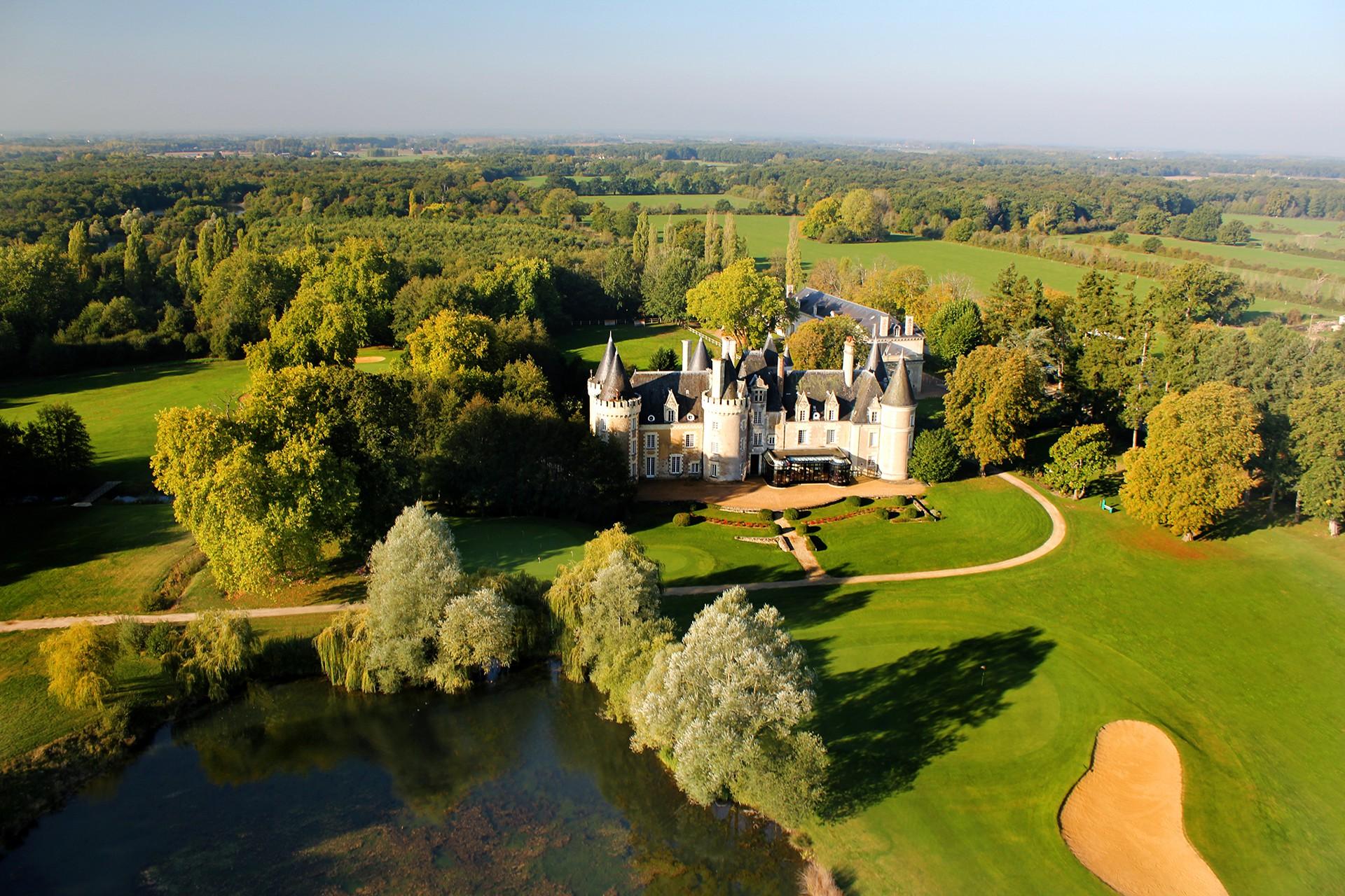 Golf De Tours Ardree - Video A U00e9rienne