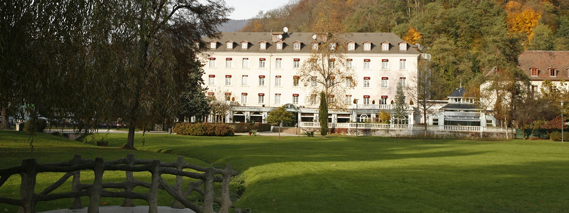 photo Grand Hotel Uriage
