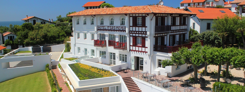 photo Hotel Itsas Mendia