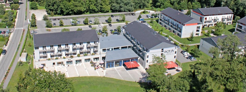 photo La Villa du Lac Hotel