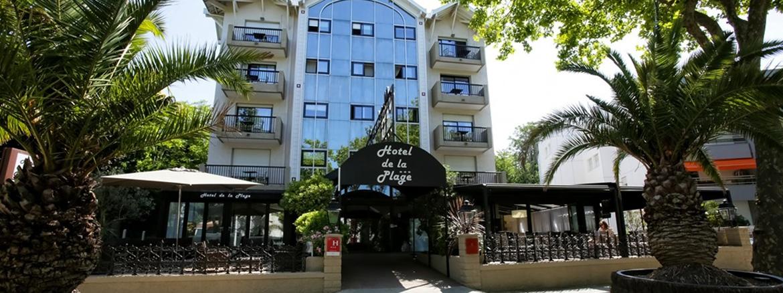 photo Hotel de la Plage d Arcachon