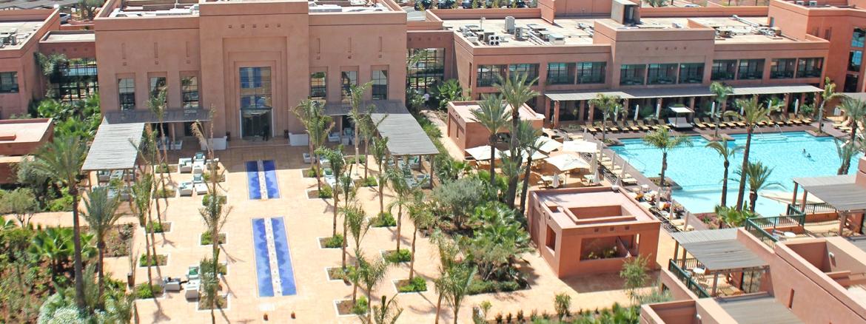 photo Hotel du golf palmeraie