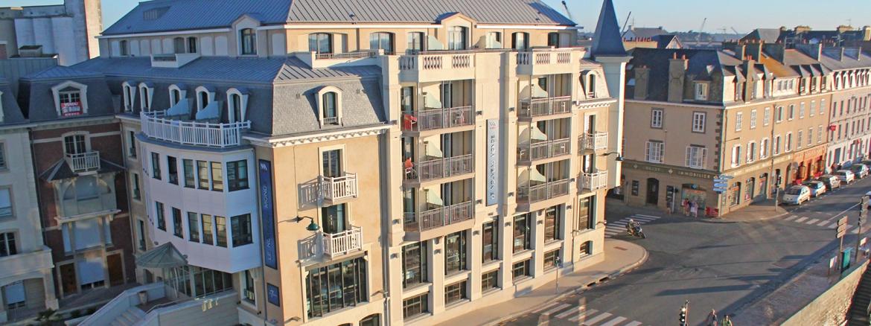 photo_Hôtel Saint Malo: Le Nouveau Monde
