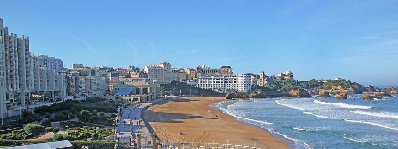 photo Plage de Biarritz