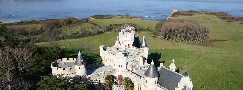 photo Chateau d Abbadia