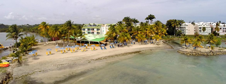 Guadeloupe Hotel Canella Beach