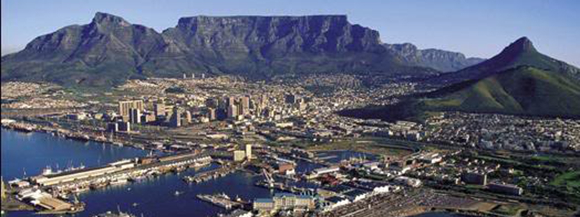 photo Port of Cape Town